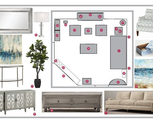 furnishing design