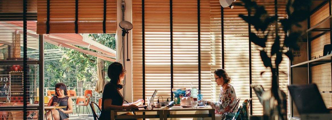 Bamboo Venetian Blinds - Nuance Interior Design & Blinds